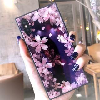 いつでも華やか桜花見☆iPhoneケース☆
