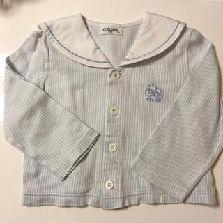 セリーヌ(celine)のセリーヌシャツ90センチ(Tシャツ/カットソー)