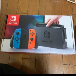 Nintendo Switch Joy-Con (L) ネオンブルー / (R…(家庭用ゲーム本体)