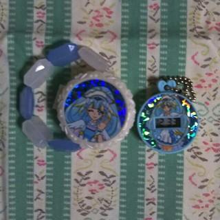 キュアアンジュ 腕時計(キャラクターグッズ)