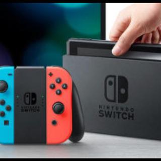 ニンテンドースイッチ(Nintendo Switch)の任天堂スイッチ 本体 新品(家庭用ゲーム本体)