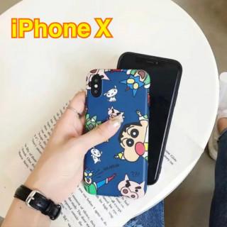 ⭐️SALE⭐️【クレヨンしんちゃん パジャマ】iPhoneX