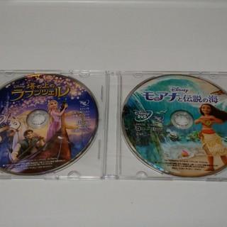 塔の上のラプンツェル モアナと伝説の海  DVDディスク(アニメ)