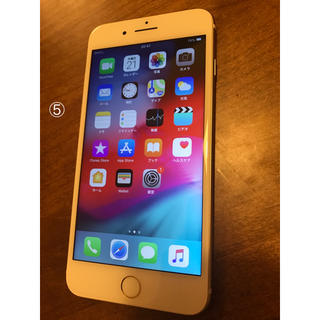 iphone7 plus 128GB simフリー(スマートフォン本体)