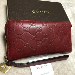fe276b321dbe グッチ ストラップ 財布(レディース)の通販 41点   Gucciのレディースを ...