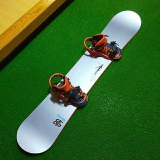 グライ(Gray)のGRAY 157cm FLUX PR スノーボード ビンディング セット(ボード)