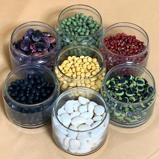 ☆お試しセット☆ 乾燥豆セット 計700g(7種類×100gずつ) 青森県産(米/穀物)