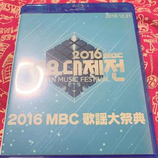 2016 MBC歌謡大祭典 Blu-ray(K-POP/アジア)