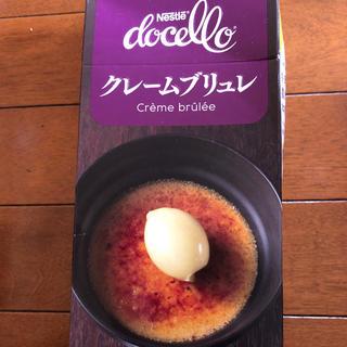 ネスレ(Nestle)のクリームブリュレ(菓子/デザート)