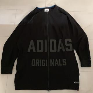 アディダス(adidas)のADIDAS ORIGINALSのレアなメッシュブルゾン(ジャージ)