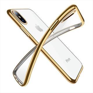 iphoneX】クリアケース アイフォンソフトケース TPU?(iPhoneケース)