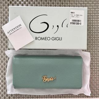 ロメオジリ(ROMEO GIGLI)のROMEO GIGLI 本革 長財布(長財布)