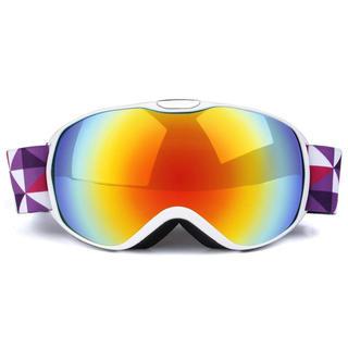 スキーゴーグル キッズ用 スノーボードゴーグル(アクセサリー)