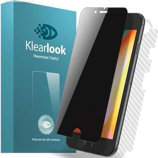アイフォーン(iPhone)のKlearLook 覗き見防止保護フィルム Iphone 8plus/7plus(保護フィルム)
