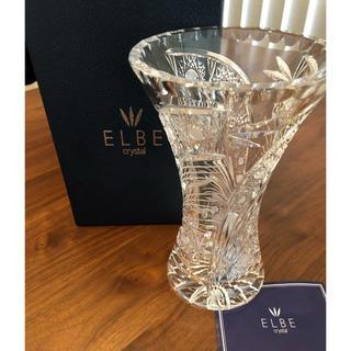ELBE crystal花瓶(花瓶)