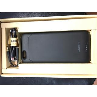 Anker ウルトラスリム バッテリーケース iPhone6/6s アンカー(iPhoneケース)