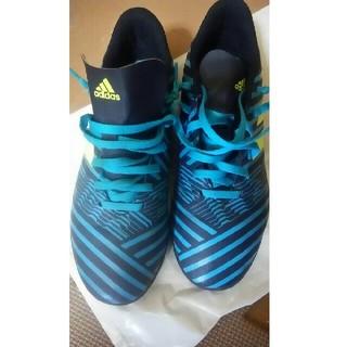 アディダス(adidas)のサッカースニーカー(シューズ)