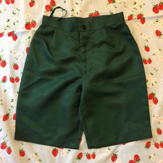 半ズボン みどり グリーン 緑 コスプレ (衣装)