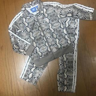 アディダス(adidas)の美品 adidas ジャージ 100 adidas originals(ジャケット/上着)