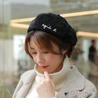 ザラ(ZARA)のagnes b ベレー帽(ハンチング/ベレー帽)