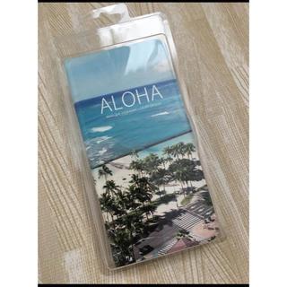 ハワイアンジュエリー maxi スマートフォンケース カバー Hawaii(iPhoneケース)