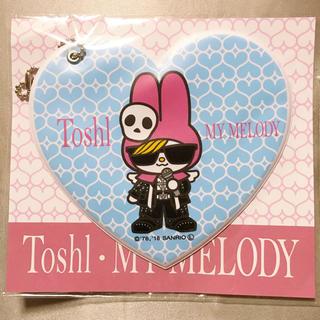 Toshl マイメロディ  パスケース(ミュージシャン)