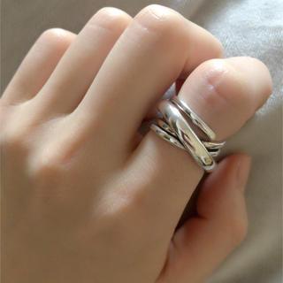 シルバー925 刻印あり リング(リング(指輪))