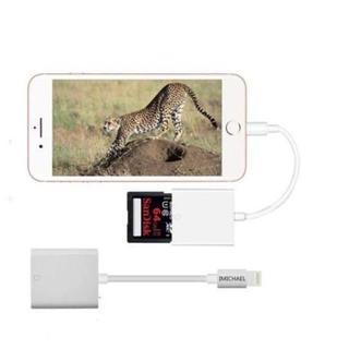 iPhone iPad 専用 SDカードカメラリーダー (その他)