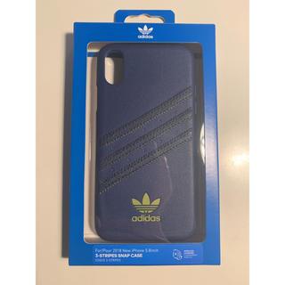 アディダス(adidas)の新品 iPhoneX/XS 5.8 ケース adidas アディダス(iPhoneケース)