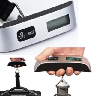 【新品電池付き】 ポータブル 吊り下げ式 スーツケース スケール はかり