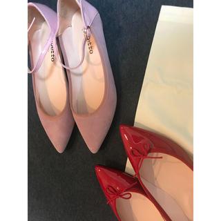 レペット(repetto)のピンク レペット 39 新品♡(バレエシューズ)