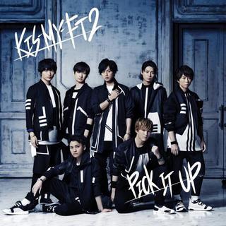 キスマイフットツー(Kis-My-Ft2)のKis-My-Ft2 CD PICK IT UP 初回生産限定盤A(アイドルグッズ)