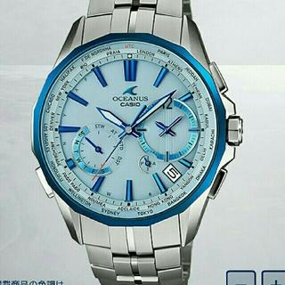 カシオ(CASIO)の⭐定価半額以下❗オシアナス マンタ OCW-S3400D-2AJF(腕時計(アナログ))