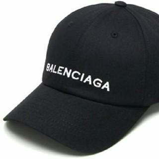 Balenciaga - バレンシアガ キャップ 🔴コメントにて専用にします 黒 帽子