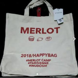 メルロー(merlot)のメルロー バッグ(トートバッグ)