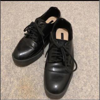 ザラ(ZARA)のZARA ザラ ローファー 革靴 靴(ローファー/革靴)