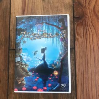 ディズニー(Disney)のディズニー 塔の上のラプンツェル DVD プリンセスと魔法のキス(アニメ)
