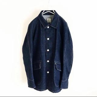 scye デニム カバーオールジャケット サイ サイズ40