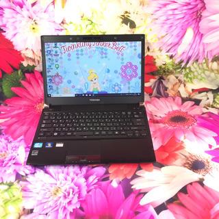 トウシバ(東芝)の東芝ノートパソコン本体 R631/E26EB(ノートPC)
