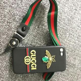 グッチ(Gucci)のGUCCIiPhone 7と8電話ケース(iPhoneケース)