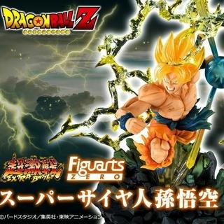 ドラゴンボール(ドラゴンボール)のフィギュアーツZEROスーパーサイヤ人孫悟空-熱戦-(キャラクターグッズ)