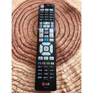 エルジーエレクトロニクス(LG Electronics)のLG  AKB73756517 液晶テレビリモコン(その他)