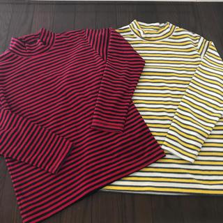 ユニクロ(UNIQLO)のフリース セット 140センチ(Tシャツ/カットソー)