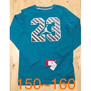 ナイキ(NIKE)のジョーダン  長袖  長T  ☆ 150~ 160くらい(Tシャツ/カットソー)
