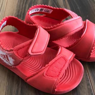 アディダス(adidas)のキッズサンダル、アディダス13㎝(サンダル)