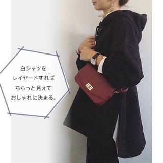 ジーユー(GU)のオーバーサイズスウェットパーカ (長袖)BB ブラック(パーカー)