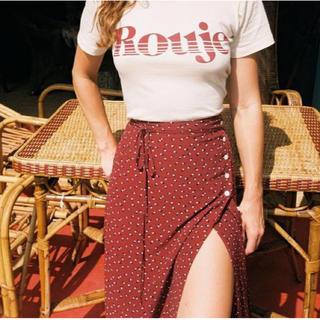 IENA - rouje スカート