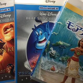 ディズニー(Disney)のrj様用用 Blu-ray 3作品 純正ケース入り 送料無料(アニメ)