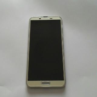 シャープ(SHARP)のAQUOS sense2 SH-01L ゴールド(スマートフォン本体)