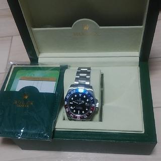 ロレックス(ROLEX)のGMTマスター2(腕時計(アナログ))